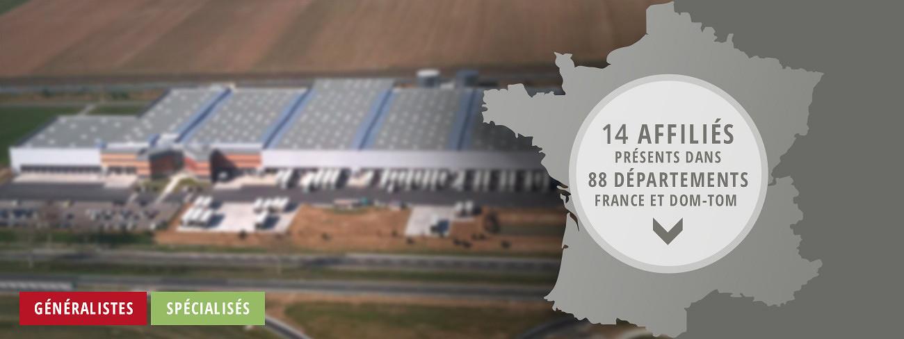6919c78f2e Nos distributeurs affiliés - FRANCAP DISTRIBUTION - groupement de PME  régionales de développement de magasins alimentaires indépendants de  proximité